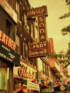 Hinch's soda fountain and lunch counter in Bay Ridge will close in March