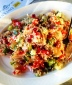 Refreshing Bulgar Salad at MP Taverna