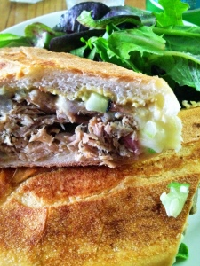 The Cubano at Astor Bake Shop