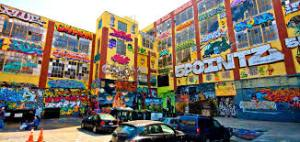 5 Pointz - in all its glory