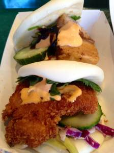 Delicious Bao are now available in Astoria!