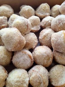 Cinnamon Puffs from Sweetleaf in LIC